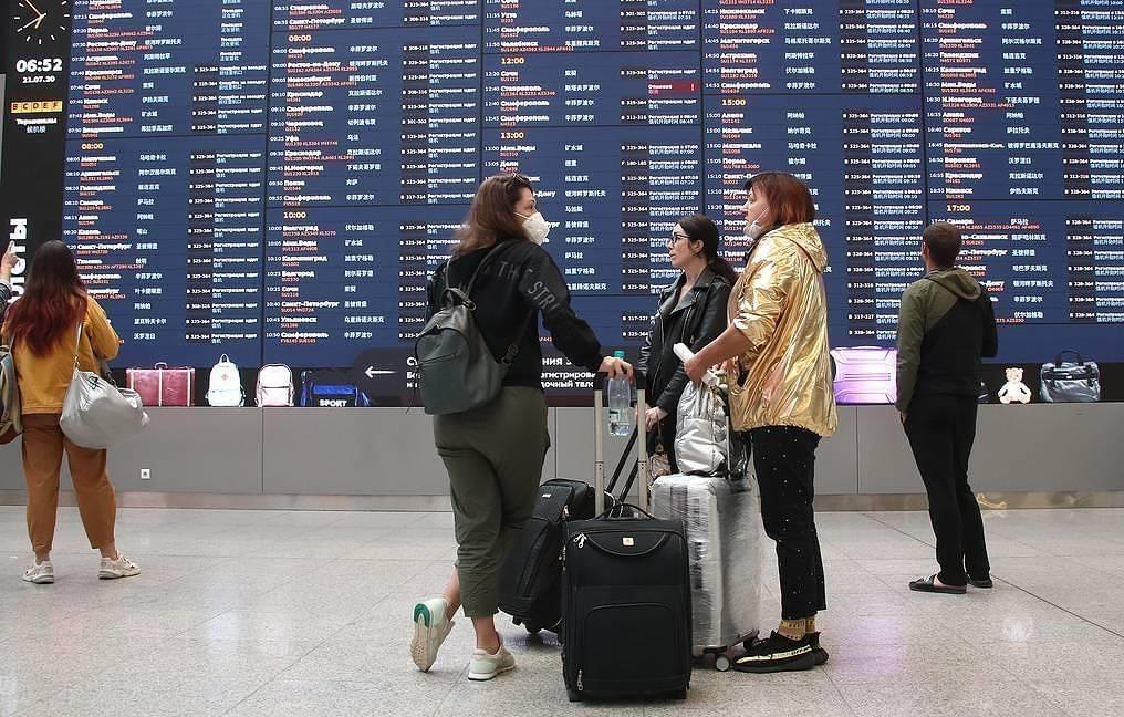 Rusya, Türkiye Dahil 9 Ülkeye Uçuş İzni Verdi