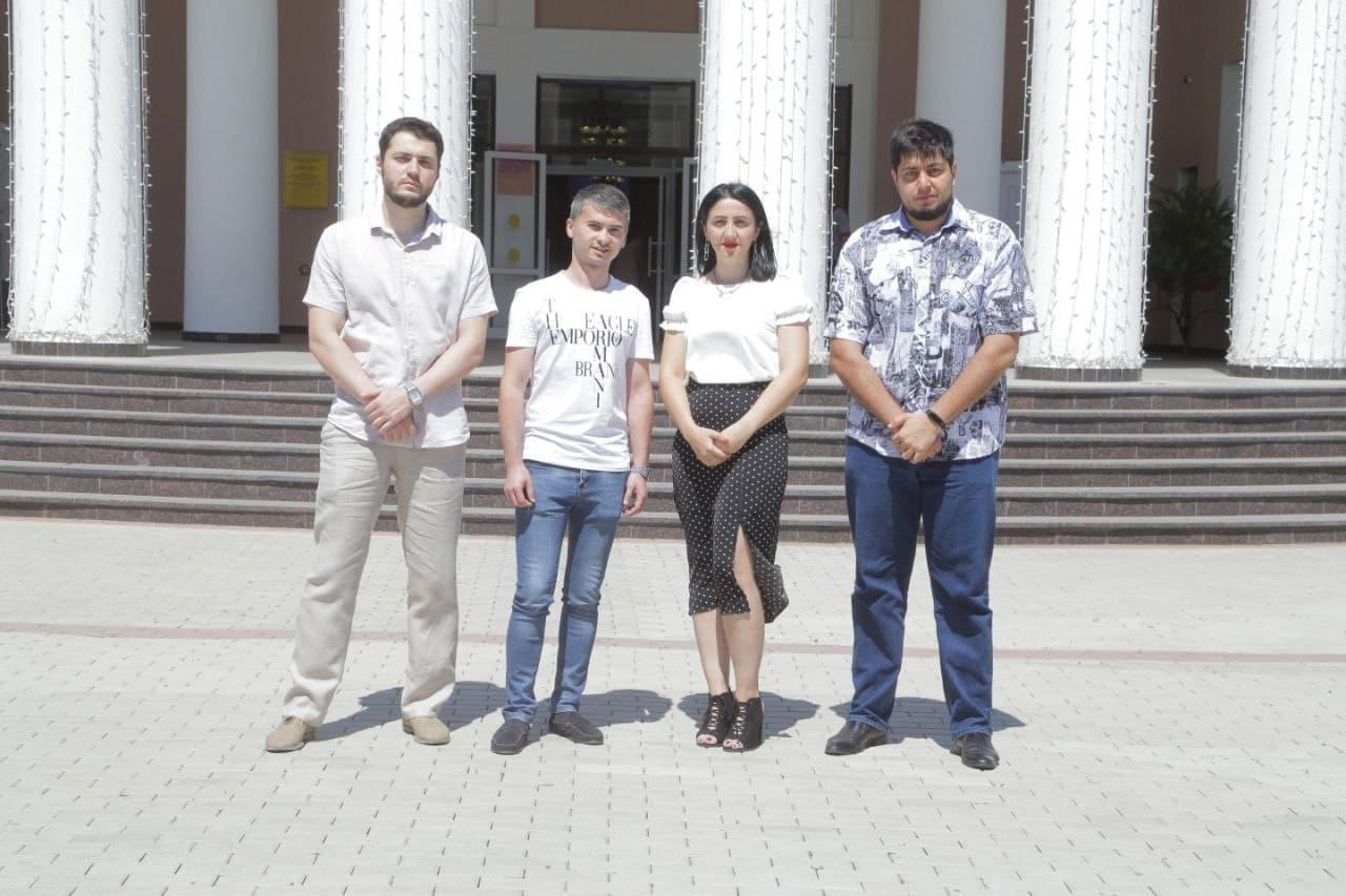 Kabardey Balkar Devlet Üniversitesi Öğrencilerinden Büyük Başarı