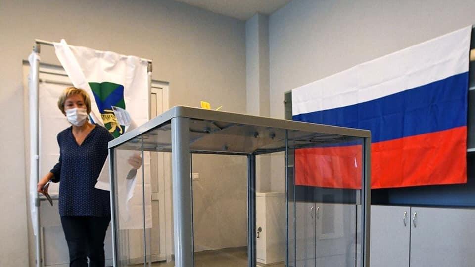 Rusya Federasyonu'nda Seçimler Sona Erdi