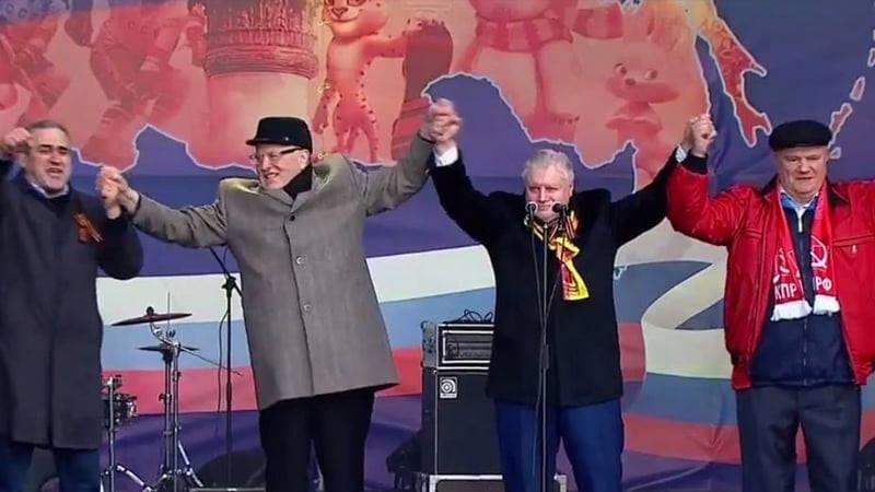 Rusya'da Aşağı Yukarı 'Her Şey Planlandığı Gibi'