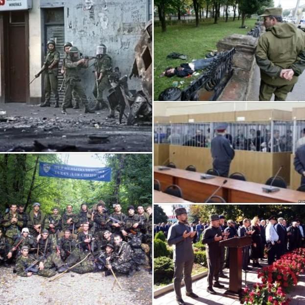 13-14 Ekim 2005: Nalchık'ın Karanlık Günleri