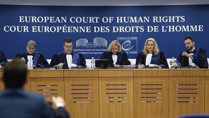 AİHM'e Hak İhlali Başvurusu Yapılan Ülkeler Sıralamasında Rusya Birinci, Türkiye İkinci Sırada