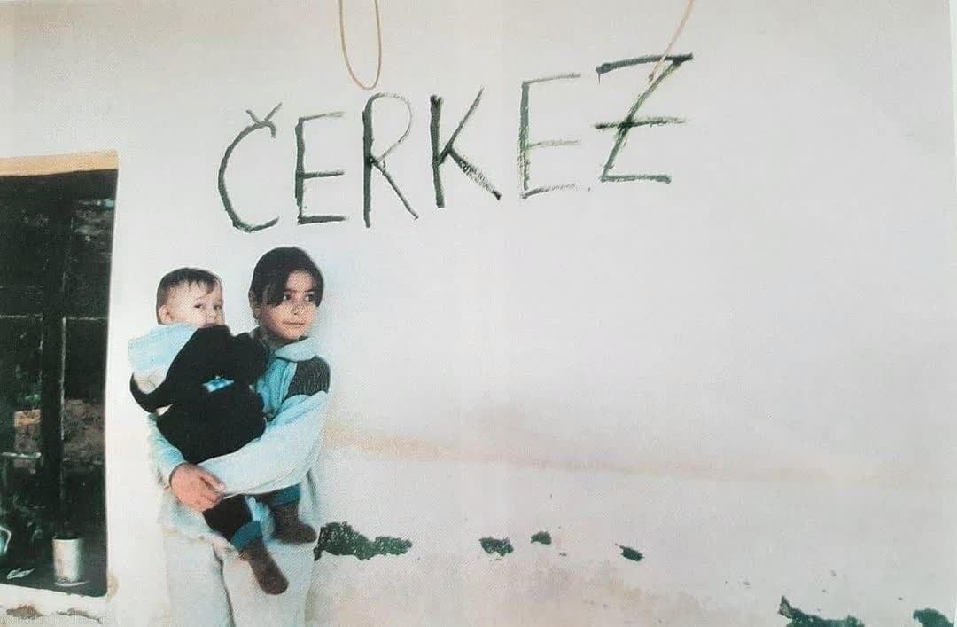 'ÇERKES' Uluslararası Bir Markadır